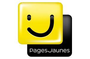 Présent sur page jaune