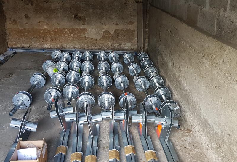 rideau métallique 13001 Marseille